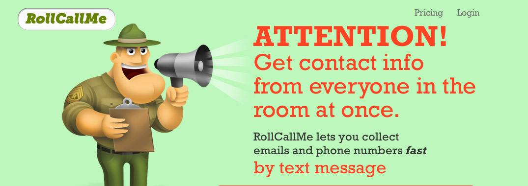 RollCallMe screenshot